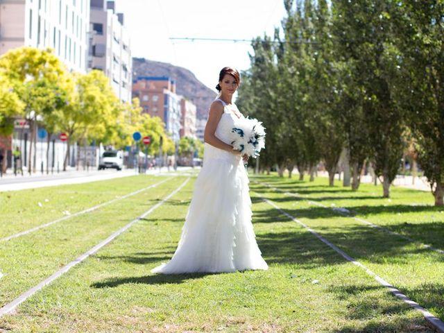 La boda de Casandra y Jose Victor en Alacant/alicante, Alicante 7