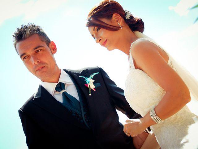 La boda de Casandra y Jose Victor en Alacant/alicante, Alicante 17