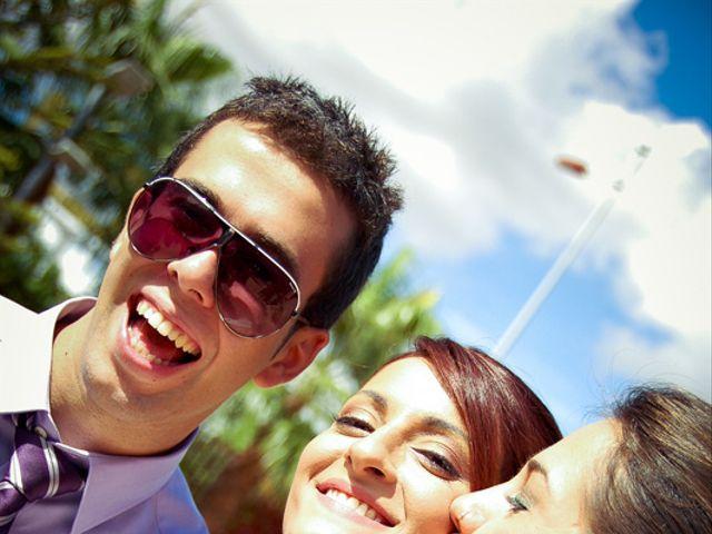La boda de Casandra y Jose Victor en Alacant/alicante, Alicante 18