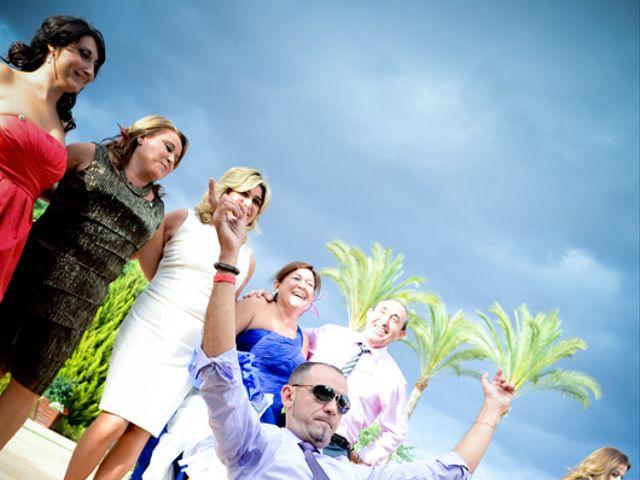 La boda de Casandra y Jose Victor en Alacant/alicante, Alicante 19