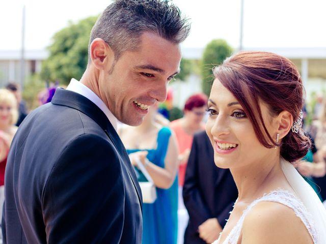 La boda de Casandra y Jose Victor en Alacant/alicante, Alicante 22