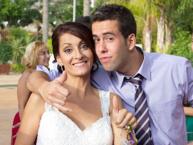La boda de Casandra y Jose Victor en Alacant/alicante, Alicante 27