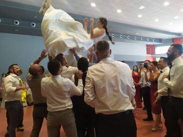 La boda de Antonio y Olga en Caudete, Albacete 3