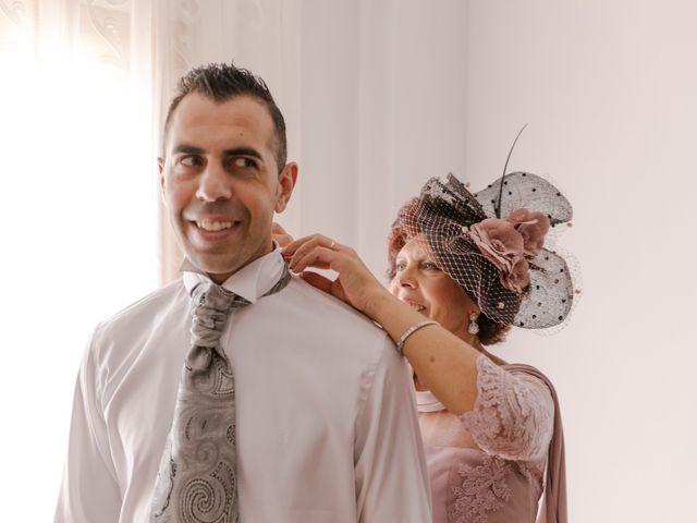 La boda de Manuel y Raquel en Huescar, Granada 12