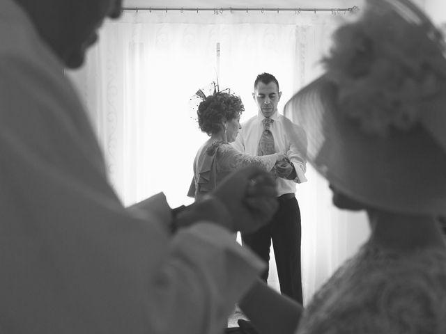 La boda de Manuel y Raquel en Huescar, Granada 13