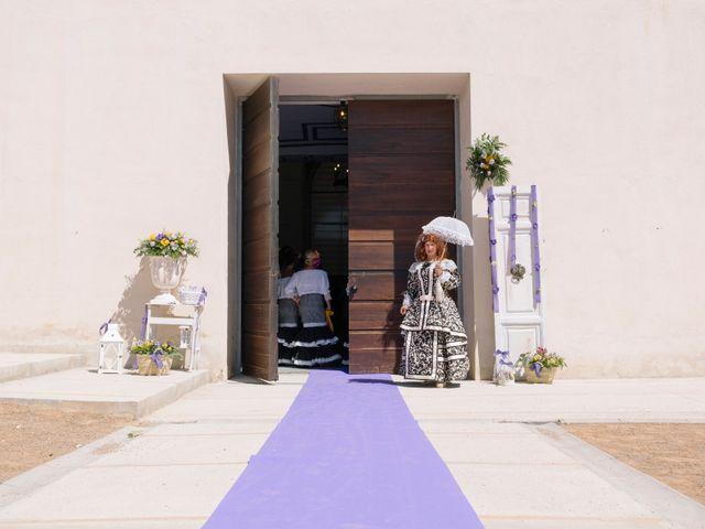 La boda de Manuel y Raquel en Huescar, Granada 24