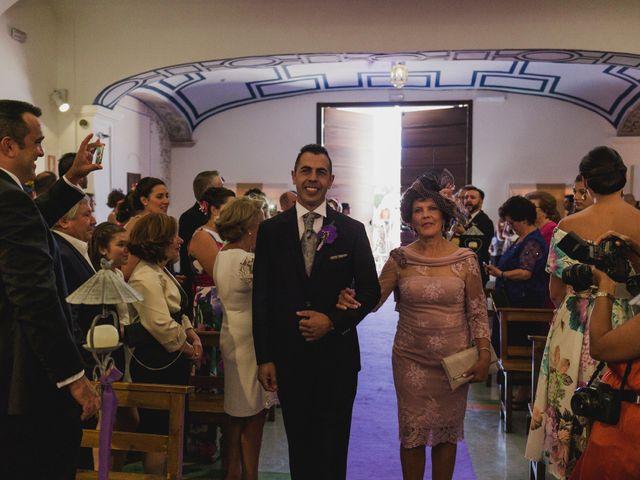 La boda de Manuel y Raquel en Huescar, Granada 27