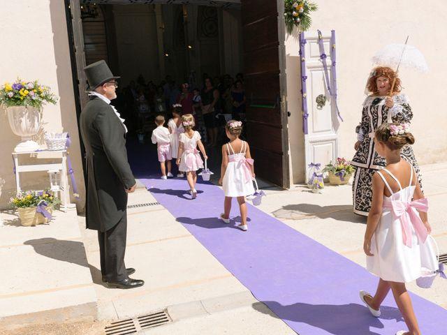 La boda de Manuel y Raquel en Huescar, Granada 29
