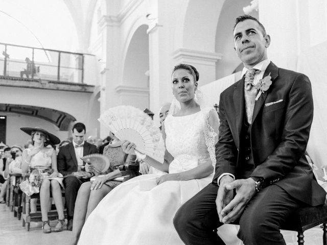 La boda de Manuel y Raquel en Huescar, Granada 41