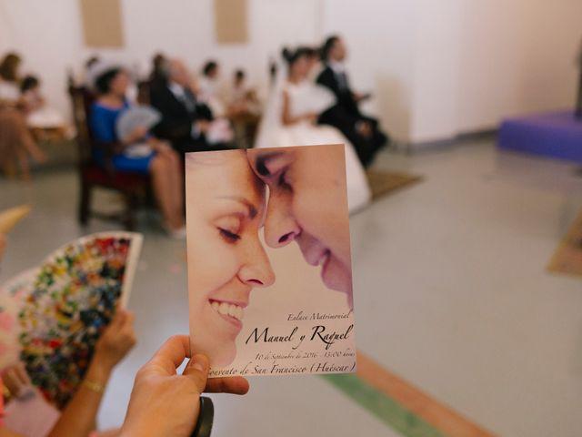 La boda de Manuel y Raquel en Huescar, Granada 42