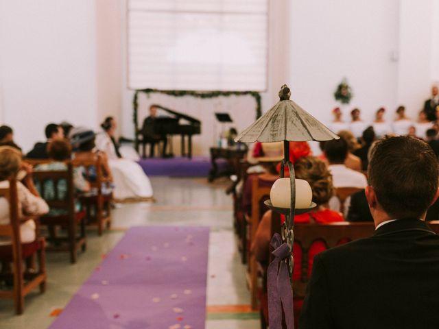 La boda de Manuel y Raquel en Huescar, Granada 43