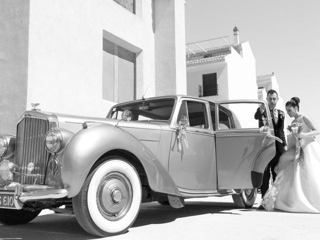 La boda de Manuel y Raquel en Huescar, Granada 1