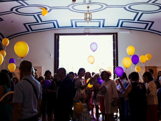La boda de Manuel y Raquel en Huescar, Granada 48