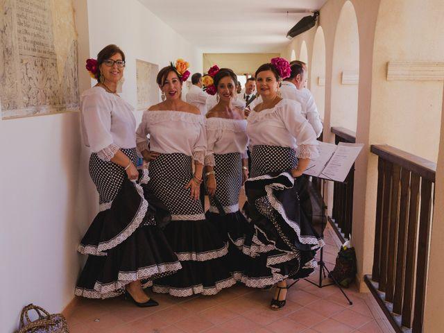 La boda de Manuel y Raquel en Huescar, Granada 50