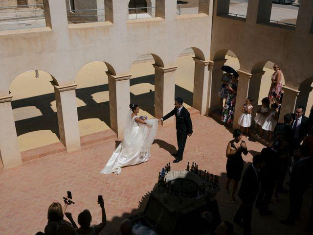 La boda de Manuel y Raquel en Huescar, Granada 51