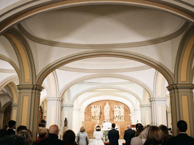 La boda de Juan y María en Zaragoza, Zaragoza 36