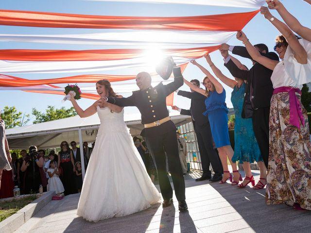 La boda de Saúl y Beatriz  en Fuentidueña, Segovia 8