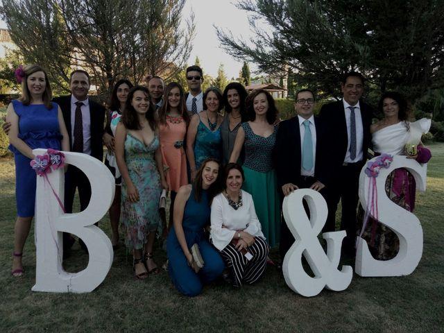 La boda de Saúl y Beatriz  en Fuentidueña, Segovia 14