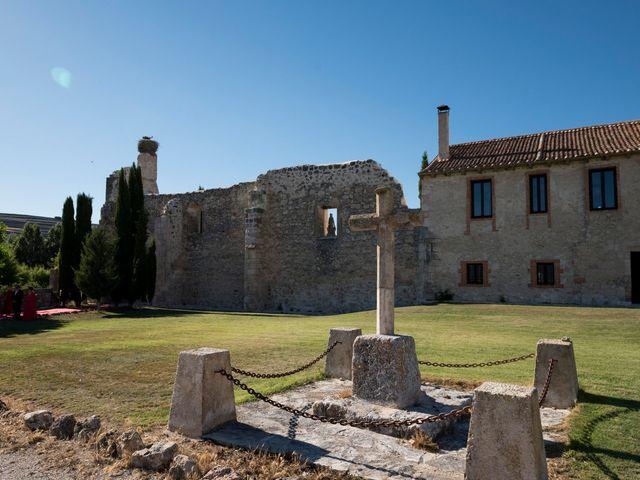 La boda de Saúl y Beatriz  en Fuentidueña, Segovia 15