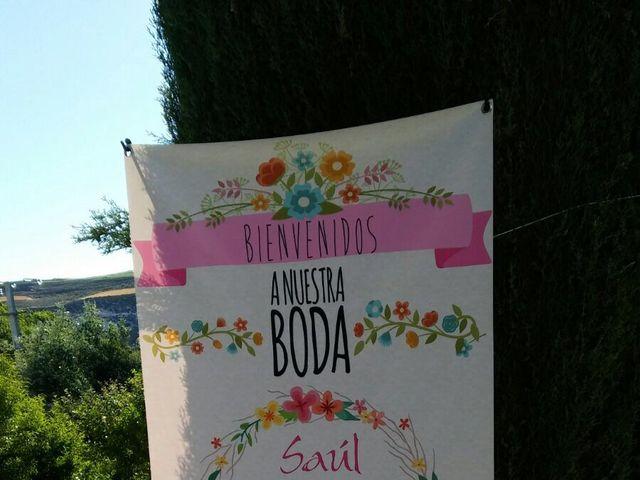 La boda de Saúl y Beatriz  en Fuentidueña, Segovia 28