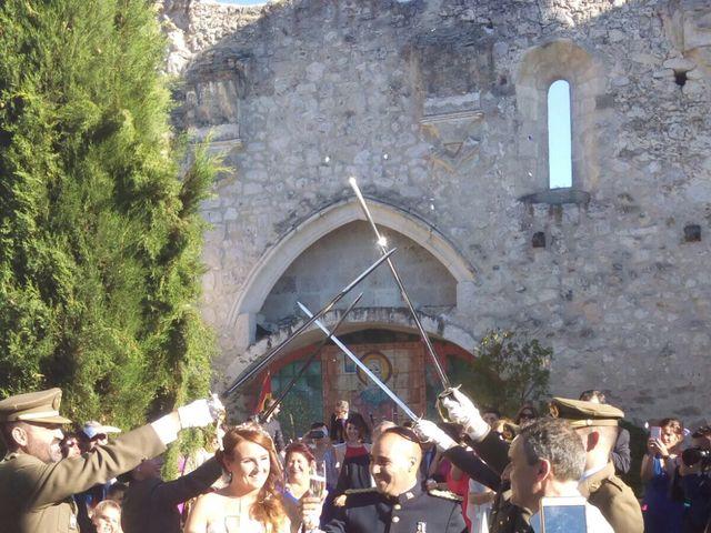 La boda de Saúl y Beatriz  en Fuentidueña, Segovia 31