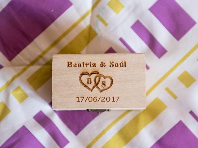 La boda de Saúl y Beatriz  en Fuentidueña, Segovia 37