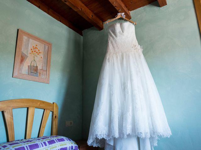 La boda de Saúl y Beatriz  en Fuentidueña, Segovia 45