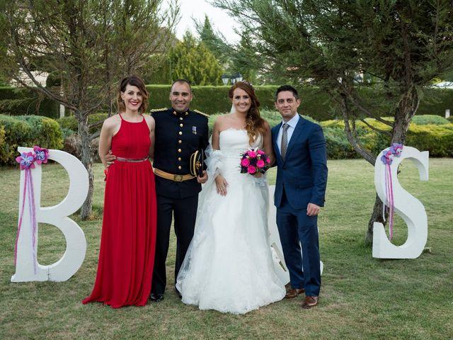 La boda de Saúl y Beatriz  en Fuentidueña, Segovia 68