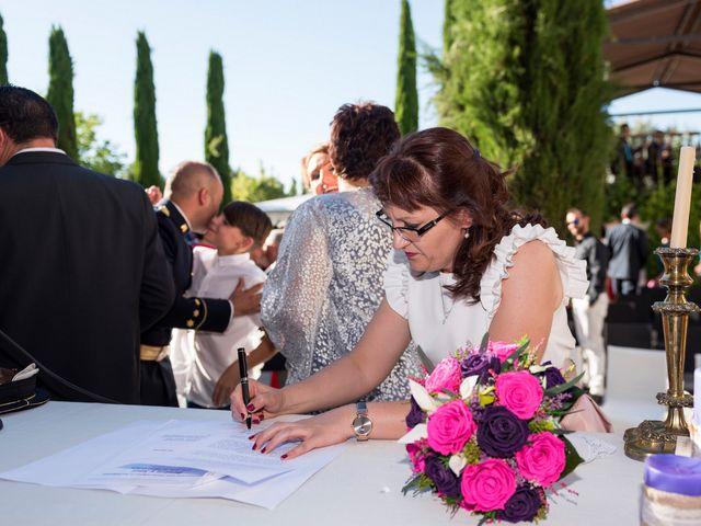 La boda de Saúl y Beatriz  en Fuentidueña, Segovia 69