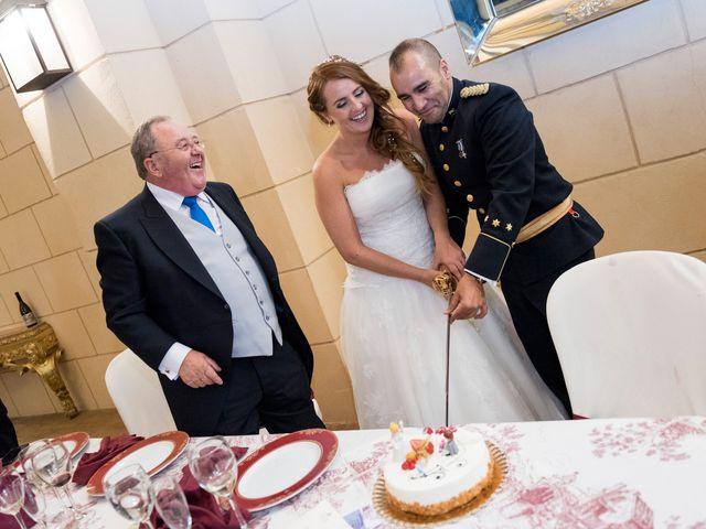 La boda de Saúl y Beatriz  en Fuentidueña, Segovia 71