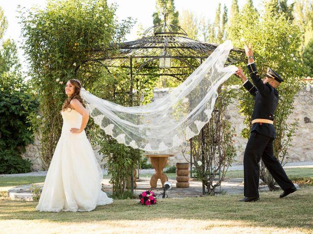 La boda de Saúl y Beatriz  en Fuentidueña, Segovia 75
