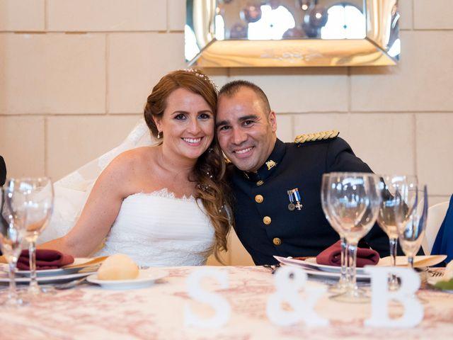 La boda de Saúl y Beatriz  en Fuentidueña, Segovia 83