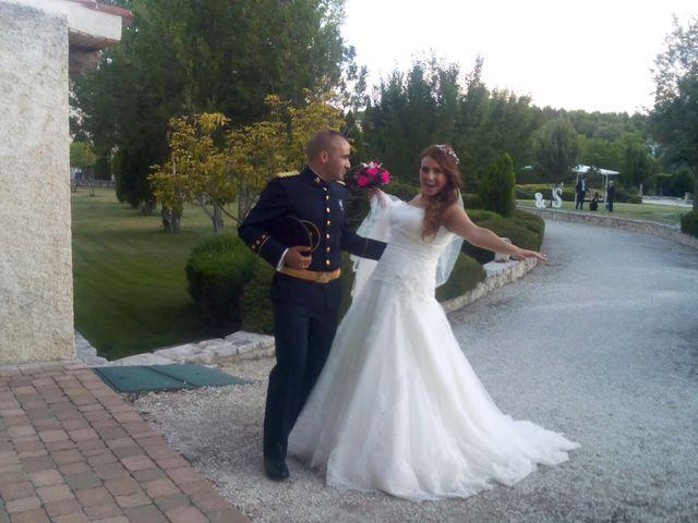 La boda de Saúl y Beatriz  en Fuentidueña, Segovia 85