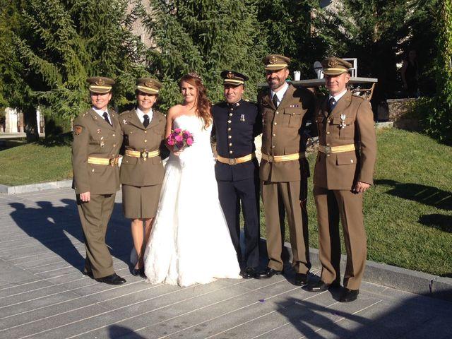La boda de Saúl y Beatriz  en Fuentidueña, Segovia 87