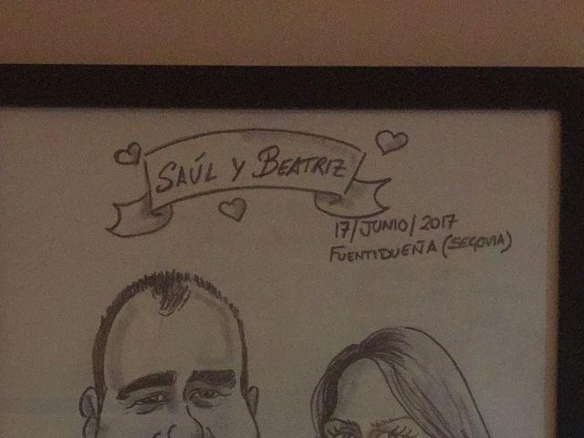 La boda de Saúl y Beatriz  en Fuentidueña, Segovia 88
