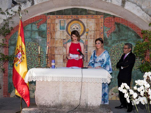 La boda de Saúl y Beatriz  en Fuentidueña, Segovia 96