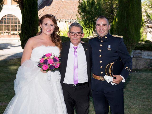 La boda de Saúl y Beatriz  en Fuentidueña, Segovia 98