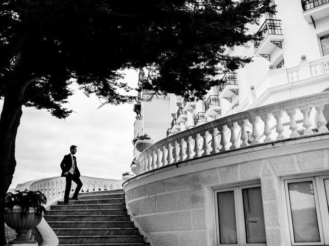 La boda de Nacho y Silvia en Villaverde De Pontones, Cantabria 6