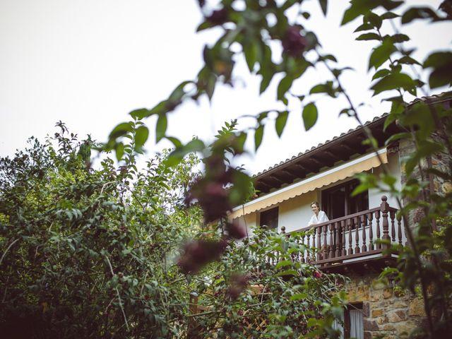 La boda de Nacho y Silvia en Villaverde De Pontones, Cantabria 8
