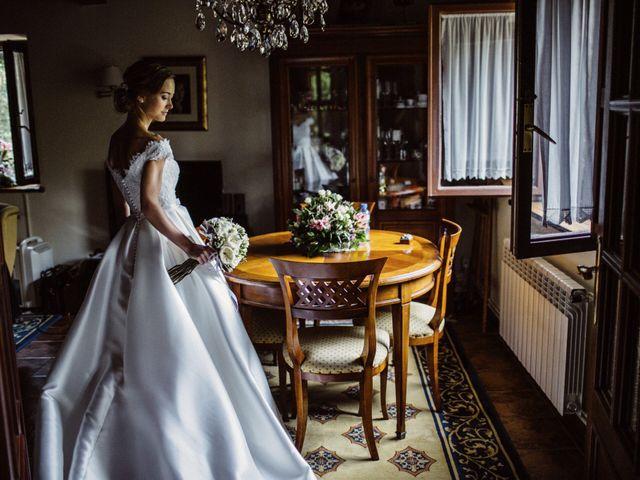 La boda de Nacho y Silvia en Villaverde De Pontones, Cantabria 16