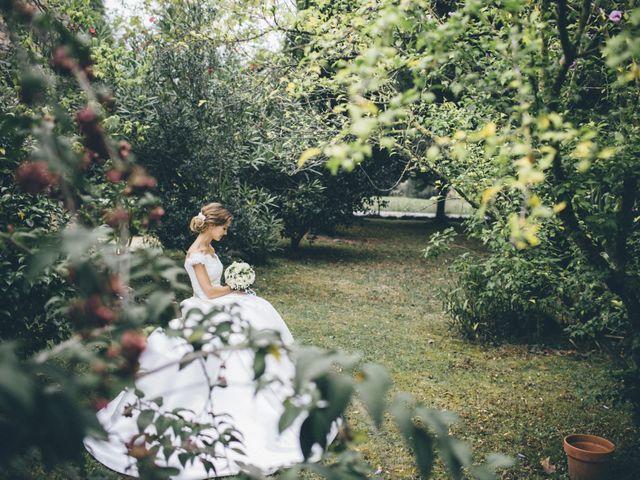 La boda de Nacho y Silvia en Villaverde De Pontones, Cantabria 19