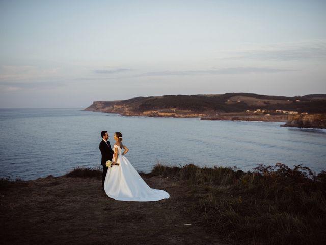 La boda de Nacho y Silvia en Villaverde De Pontones, Cantabria 27