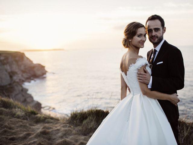 La boda de Nacho y Silvia en Villaverde De Pontones, Cantabria 30