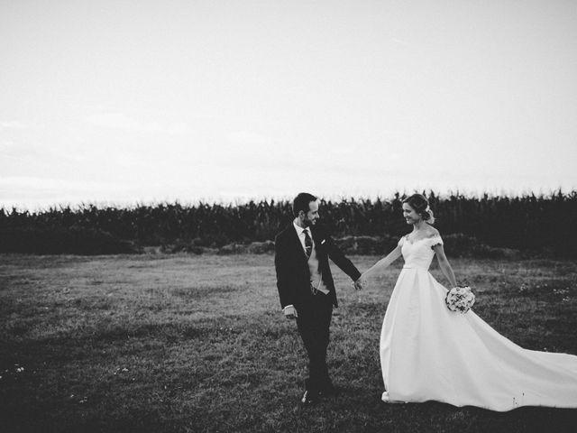 La boda de Nacho y Silvia en Villaverde De Pontones, Cantabria 34
