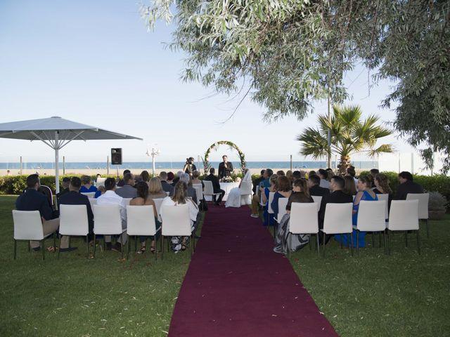 La boda de Ferran y Sara en Castelldefels, Barcelona 1