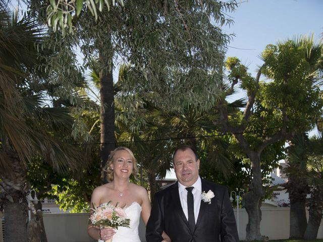 La boda de Ferran y Sara en Castelldefels, Barcelona 4