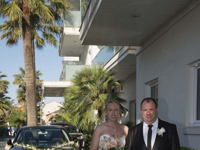 La boda de Ferran y Sara en Castelldefels, Barcelona 5