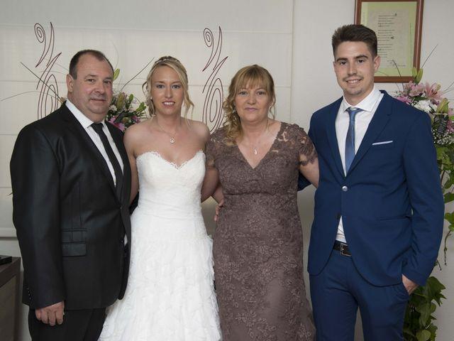 La boda de Ferran y Sara en Castelldefels, Barcelona 2