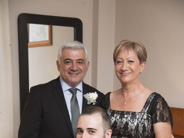La boda de Ferran y Sara en Castelldefels, Barcelona 9