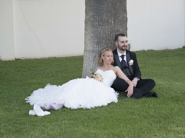 La boda de Ferran y Sara en Castelldefels, Barcelona 10